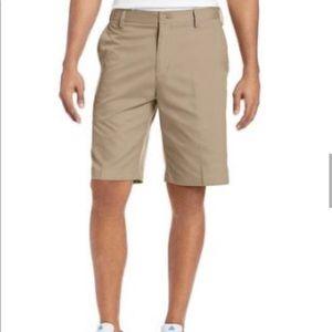 Adidas Climalite Khaki Shorts New
